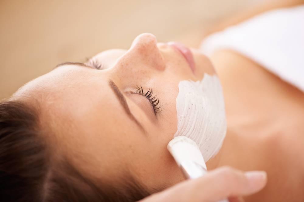Tratamiento facial para el verano