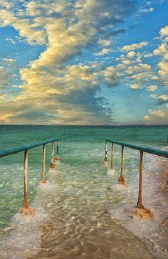 mar muerto para la dermatitis atopica