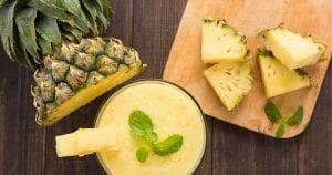 Dieta de la piña: beneficios e inconvenientes